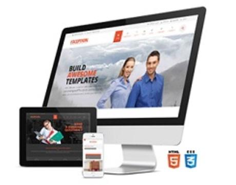 Moderní multifunčkní web