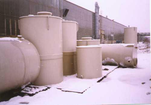 Le vasche per sedimentazione di plastica for Vasche per tartarughe in plastica