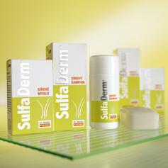 NEU - SulfaDerm® Schwefel Shampoo