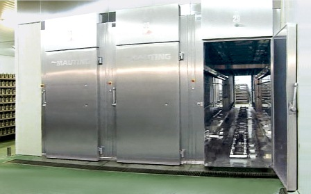Inovace řešení transportního systému pro zefektivnění výrobního procesu