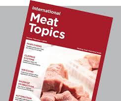 Internation Meat Topics - článek o naší firmě