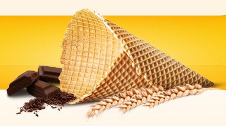 Láska na první zakousnutí. Katalog zmrzlinových kornoutů Suncone