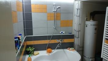 koupelna+kuchyň