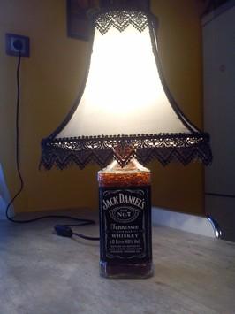 Lampa- Jack Daniel's